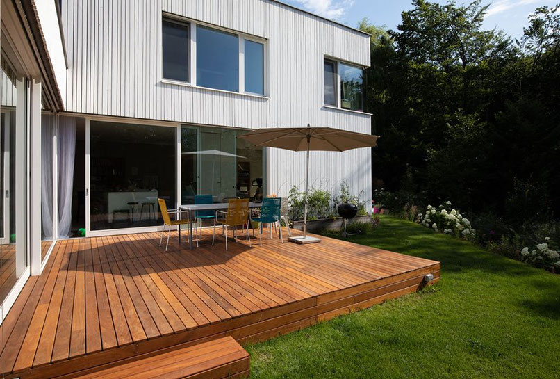 Terrassendielen Cumaru Braun in Wien