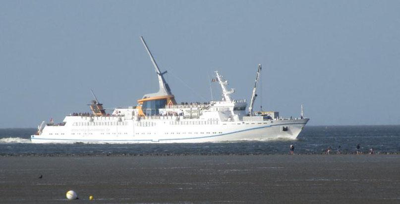 Helgolandreisen ab Cuxhaven