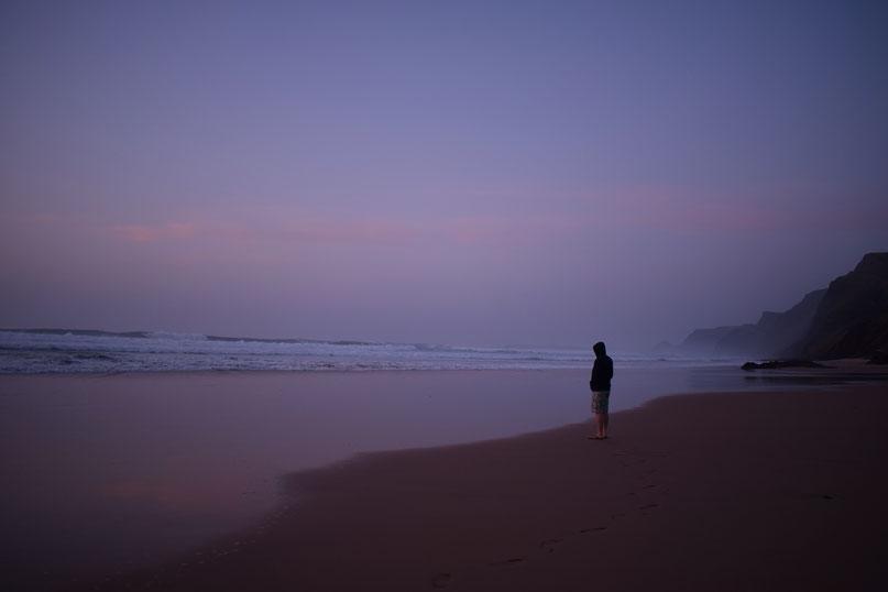 Praia de Cordoama, Sagres, Algarve, Portugal