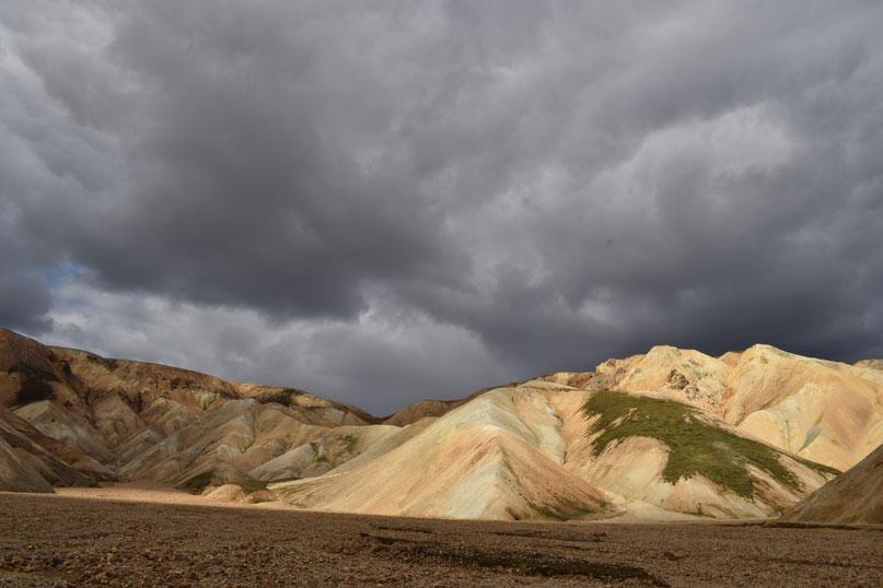 Jökulgilsbotn, Landmannalaugar, Fjallabak