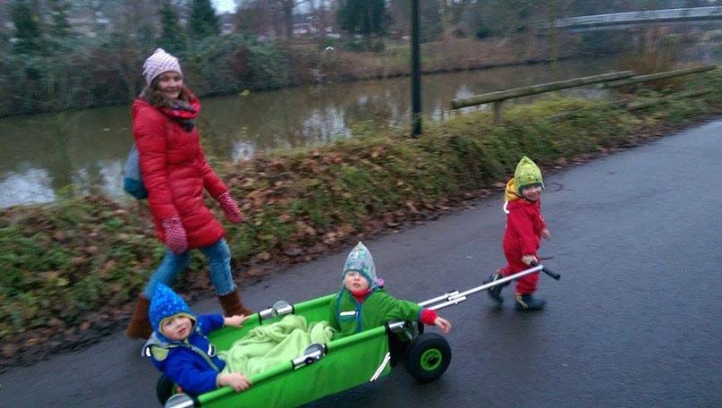ulfBo begeistert alle - nicht nur zu Weihnachten