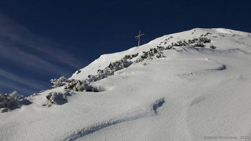 Gipfelbereich des Braunedlkogels