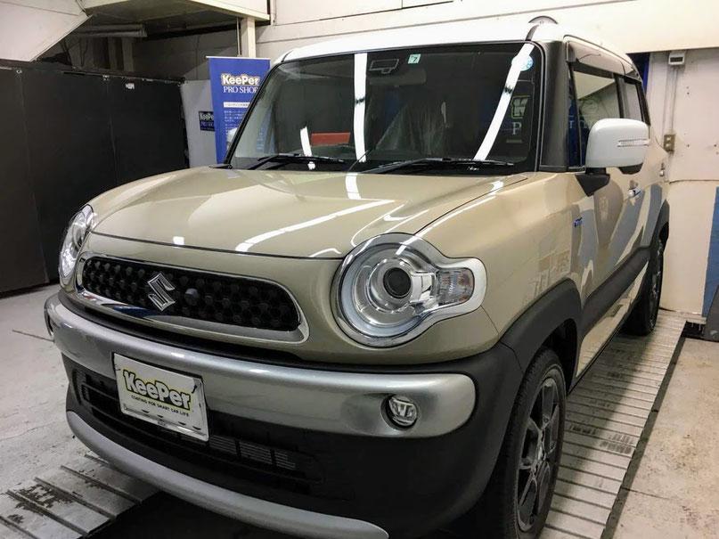 愛媛 松山 新車のコーティング キーパーラボ松山 愛媛 松山 新車のコーティング キーパーラボ松山
