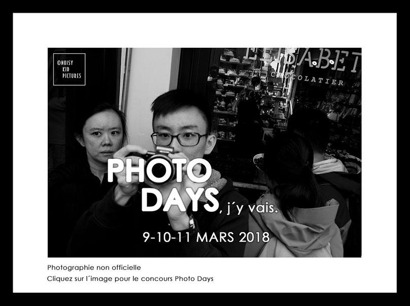 Salon de la photographie Photo Days et expo pour tous les photographes en plein Bruxelles