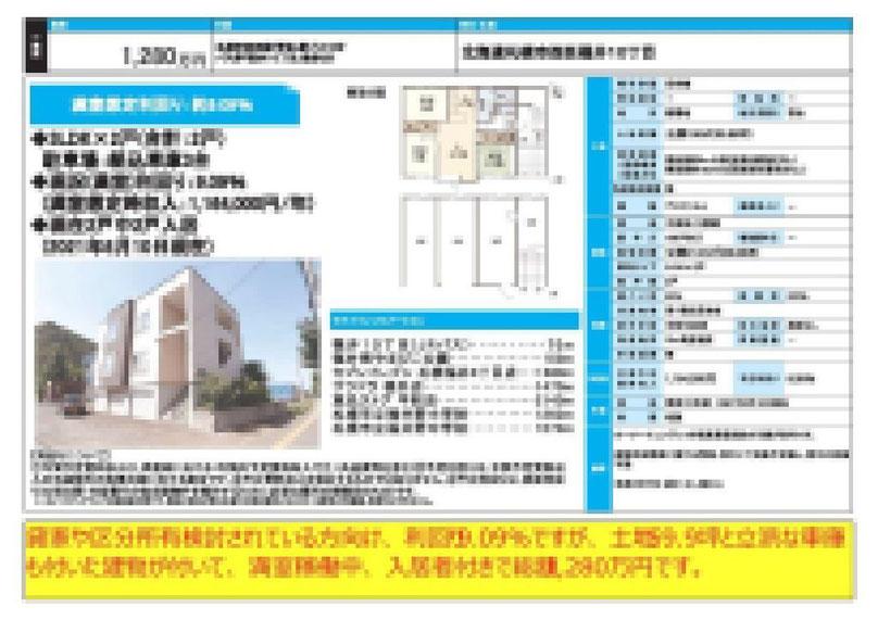2021.07.13【売アパート】西区3LDK 1,280万円 他6物件 モザイク済