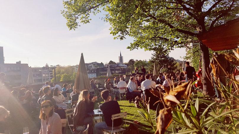Bollwerk Café Basel Muttertag Ausflug