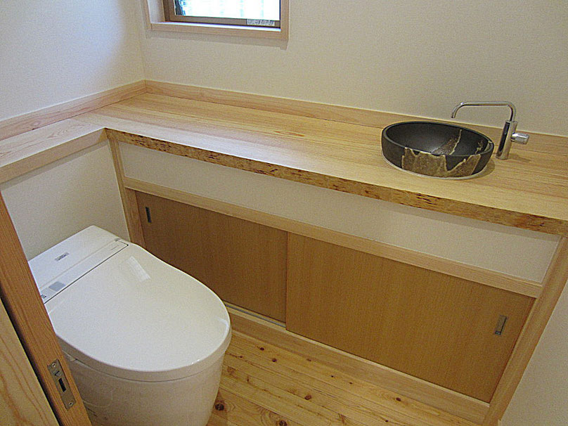こんな快適なトイレも実現します