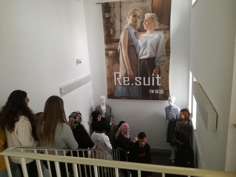Schule Für Bekleidung Und Mode Frankfurt