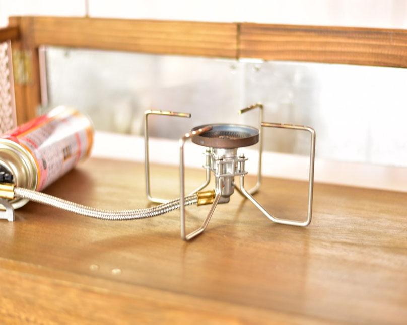 ソロキャンプテーブル 自作