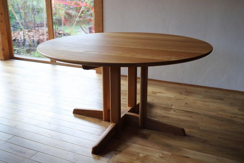 ラウンドテーブル 丸テーブル
