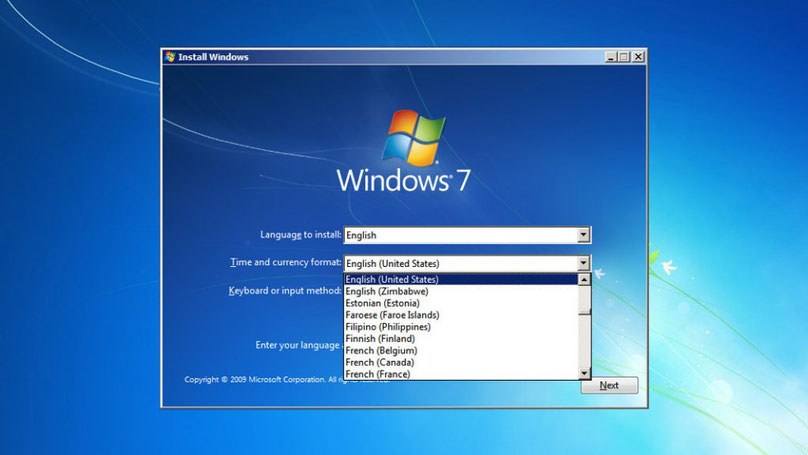 Windows 7 ALl in One 32 / 64 Bit ISO OEM RTM Version