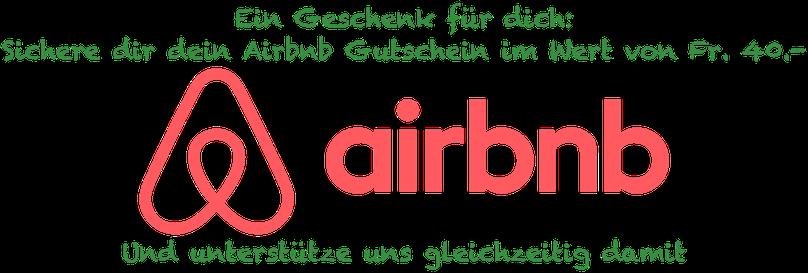 Airbnb Geschenk