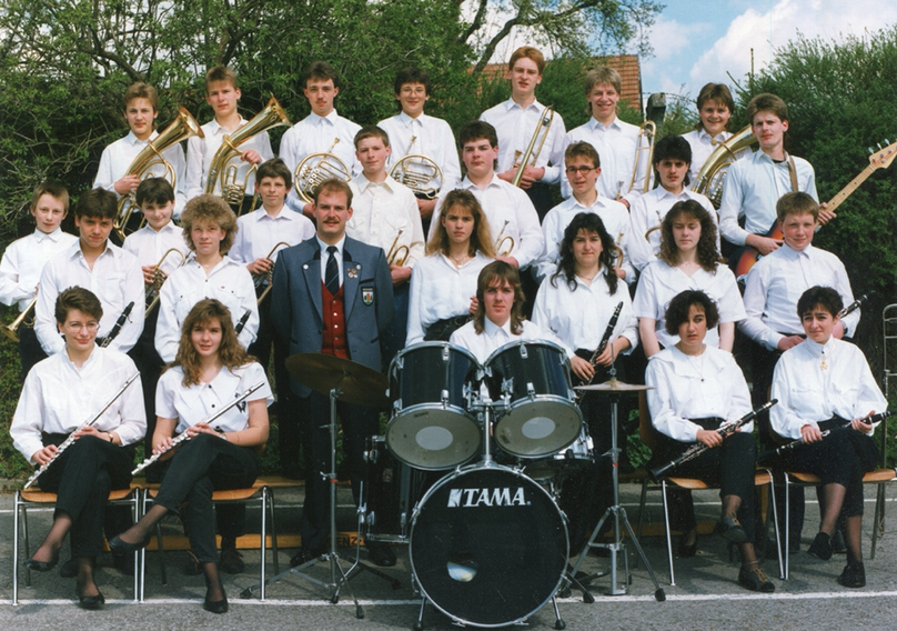 Jugendkapelle Musikverein Hochmössingen 1991