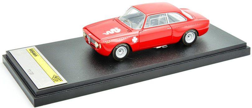 1/43 Alfa Romeo Giulia GTA 1300 Junior Corsa / アルファ・ロメオ・ジュリア GTA 1300 コルサ 1971年