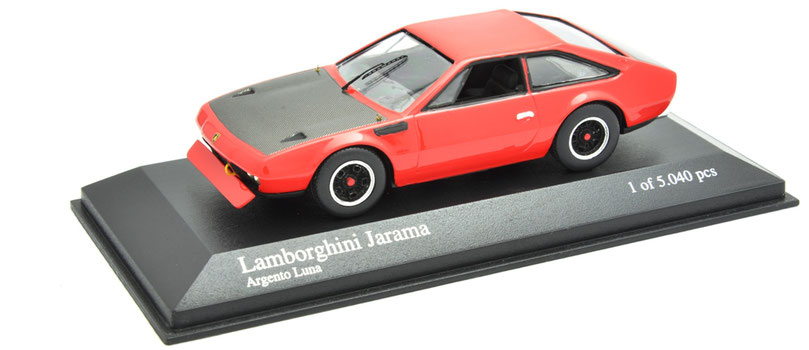 1/43 Lamborghini Jarama RS (Rally Sperimentale) / ランボルギーニ・ハラマ RS