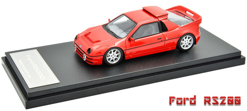 1/43 Ford RS200 1984 フォード RS200 1984年