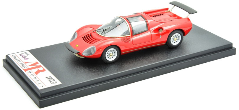 1/43 Dino 206 Competizione Prototipo / ディーノ 206 コンペティツィオーネ・プロトティーポ 1967年