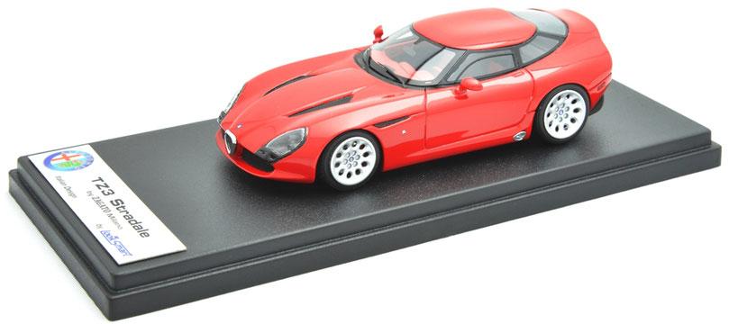 1/43 Alfa Romeo TZ3 Stradale / アルファ・ロメオ TZ3 ストラダーレ 2011年