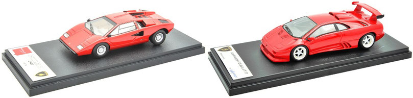 1/43 Lamborghini V12 Flagship / ランボルギーニ V12 旗艦モデル