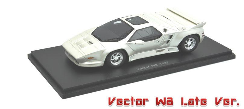 1/43 Vector W8 / ベクター W8 1988~93年