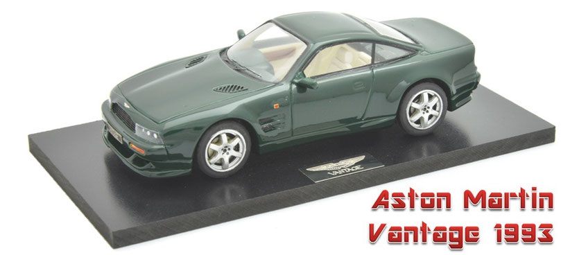 1/43 Aston Martin Vantage 1993 アストン・マーティン・ヴァンテージ 1993年