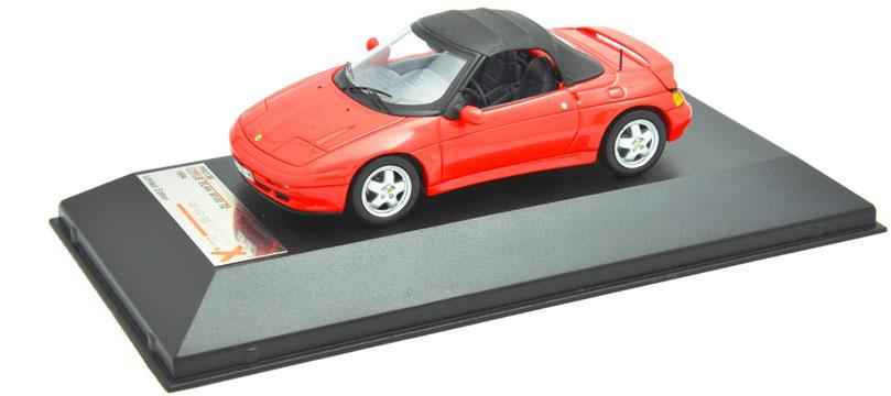 1/43 Lotus Elan M100 S2 Spider Closed / ロータス・エラン M100 S2 スパイダー・クローズド 1994年