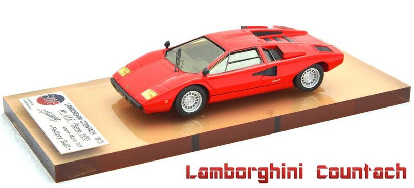1/43 AMR Lamborghini Countach LP400 1975  ランボルギーニ・カウンタック LP400 1975年