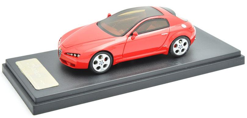 1/43 Alfa Romeo Brera Concept / アルファ・ロメオ・ブレラ・コンセプト 2002年