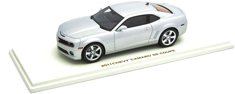 1/43 Chevrolet Camaro SS Coupe / シボレー・カマロ SS クーペ 2011年