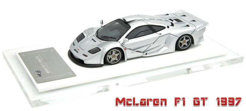1/43 McLaren F1 GT 1997  マクラーレン F1 GT 1997年