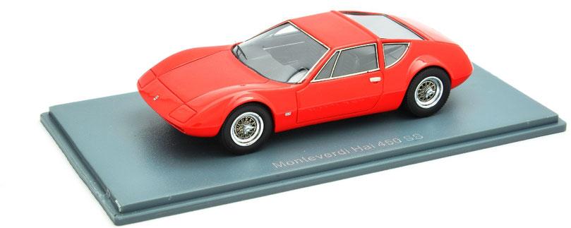 1/43 Monteverdi Hai 450 SS / モンテヴェルディ・ハイ 450 SS 1970年