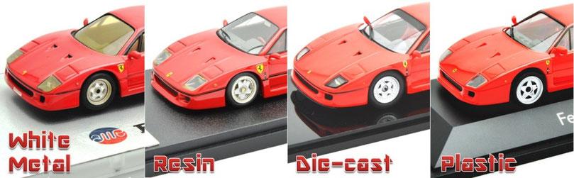 1/43 Ferrari F40 フェラーリF40