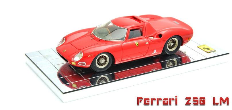 1/43 Heco Ferrari 250 LM Salon de Paris 1963  フェラーリ 250 LM パリ・モーターショー 1963年 ヘコ