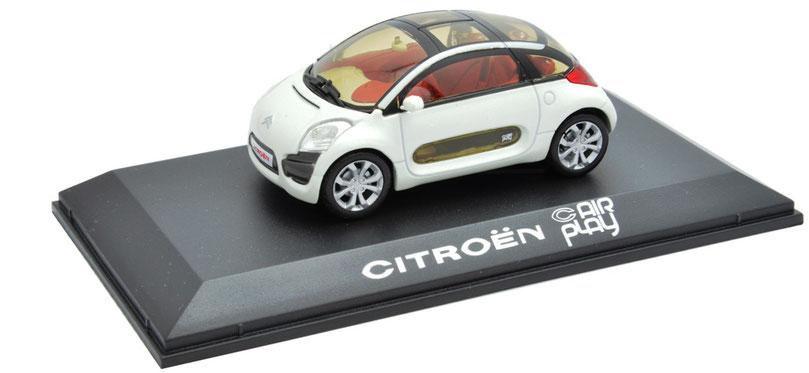 1/43 Citroën C-Airplay Bologna Motor Show 2005 / シトロエン・シー・エアプレイ・ボローニャ・モーターショー 2005年