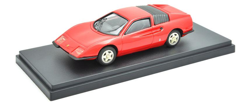 1/43 Ferrari P6 Berlinetta Speciale / フェラーリ P6 ベルリネッタ・スペチアーレ 1968年