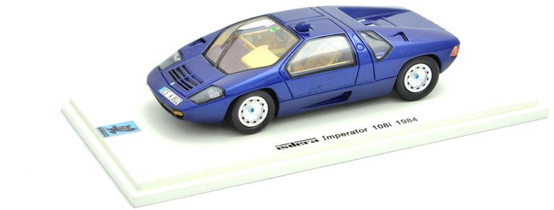 1/43 Isdera Imperator 108i / イズデラ・インペレーター 108i 1984~93年