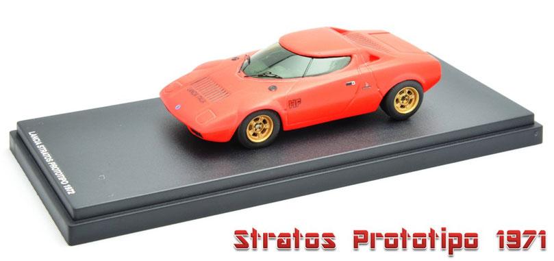 1/43 Stratos HF Prototipo / ストラトス HF プロトティーポ 1971年 - プロトタイプ