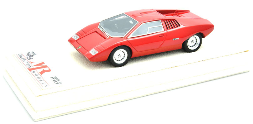 1/43 Lamborghini Countach LP500 / ランボルギーニ・カウンタック LP500 1971年