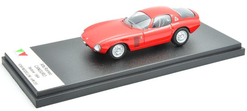 1/43 Alfa Romeo Canguro / アルファ・ロメオ・カングーロ 1964年