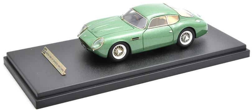 1/43 Aston Martin DB4 GT Zagato / アストン・マーティン DB4 GT ザガート 1960年