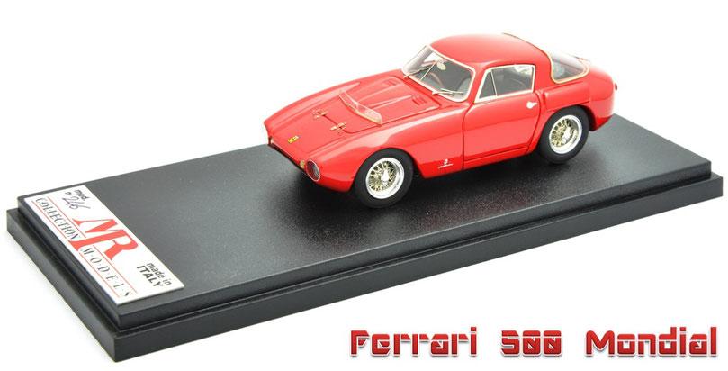 1/43 MR Collection Ferrari 500 Mondial Berlinetta (Coupe)  フェラーリ 500 モンディアル・ベルリネッタ(クーペ)MRコレクション