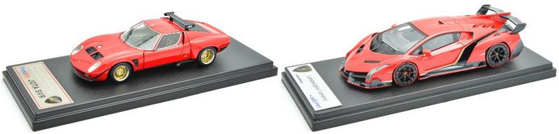 1/43 Lamborghini V12 Limited Model / ランボルギーニ V12 特別限定車