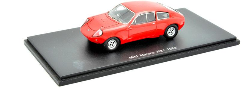 1/43 Mini Marcos Mk I / ミニ・マーコス・マーク1 1966年