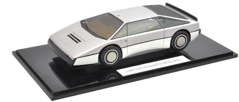 1/43 Aston Martin Bulldog / アストン・マーティン・ブルドッグ 1980年