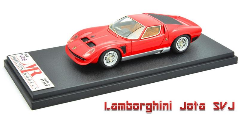 1/43 Lamborghini Jota SVJ / ランボルギーニ・イオタ SVJ