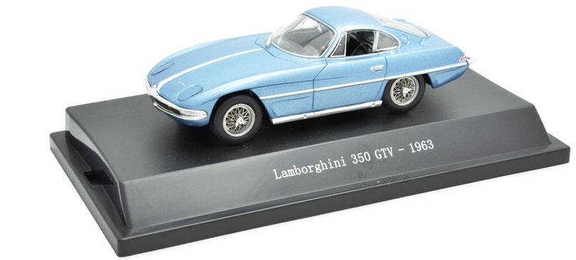 1/43 Lamborghini 350 GTV / ランボルギーニ 350 GTV 1963年
