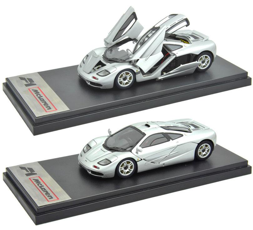 1/43 McLaren F1 マクラーレンF1 フル開閉