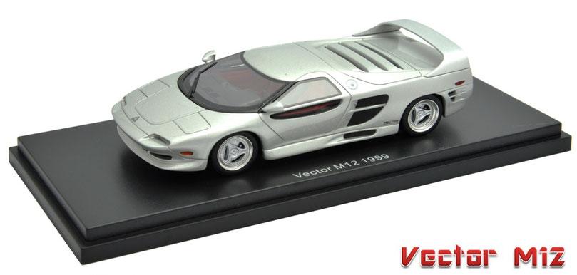1/43 Vector M12 / ベクター M12 1995~99年