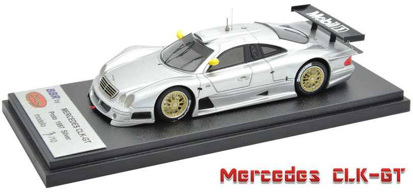 1/43 Mercedes CLK-GT Proto 1997   メルセデス CLK-GT 試作車 1997年