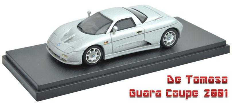 1/43 De Tomaso Guara 2001 デ・トマソ・グアラ 2001年